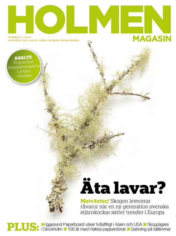 Holmen Magasin 3 2015